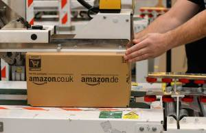 BRITAIN-US-RETAIL-COMPANY-AMAZON